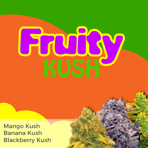 Order Fruity Mixpack Cannabis Seeds